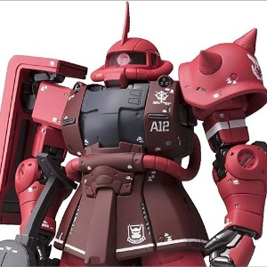 GUNDAM FIX FIGURATION METAL COMPOSITE 기동전사 건담 MS-06S 샤아 전용 자쿠2